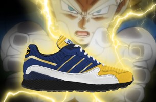 Dragon Ball Z : Des Sneakers Adidas aux couleurs de DBZ !