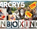 Unboxing – Far Cry 5 Edition Mondo, Father, Hope County MT Collector