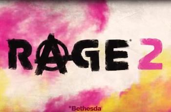 E3 2018 – Rage 2 : De l'info et du collector !
