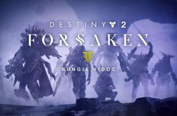 Destiny 2 : Forsaken le plus gros DLC de la licence ?