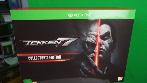 Tekken 7 Edition Collector PS4 Xbox One PC_39