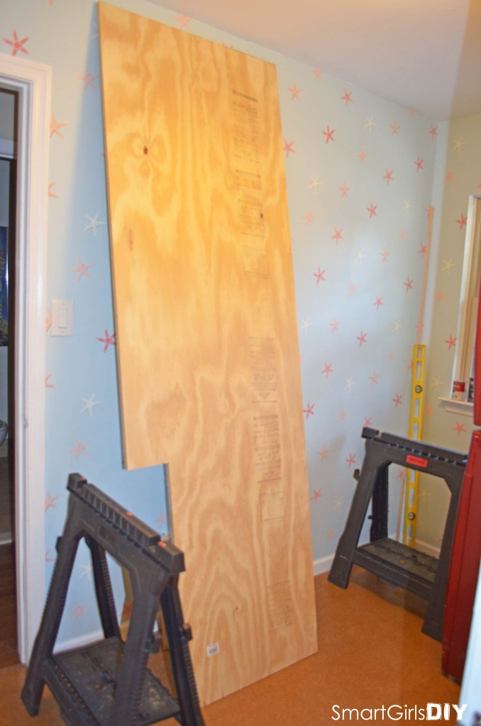 DIY Wall Partition