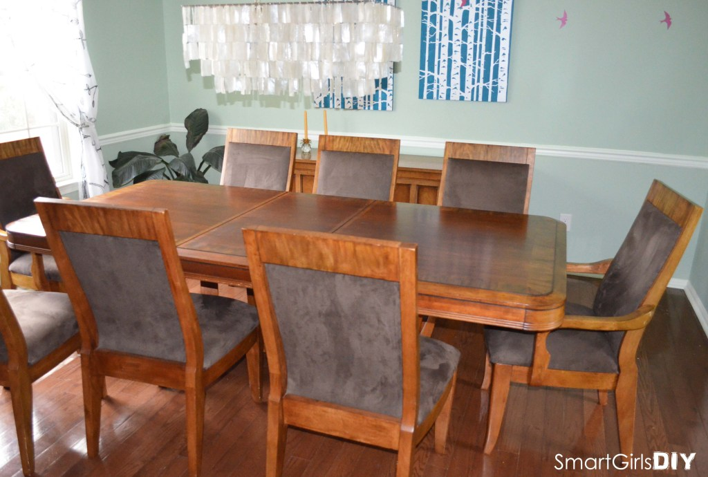 New Craigslist Dining Table and Chairs