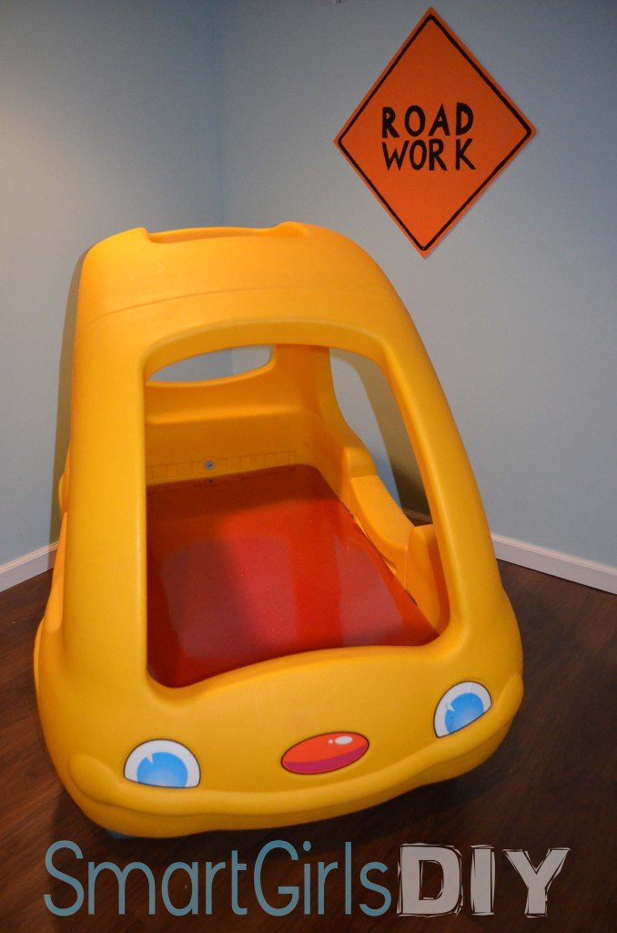 Toy Car Bed