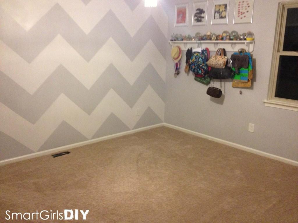 Clean new carpet