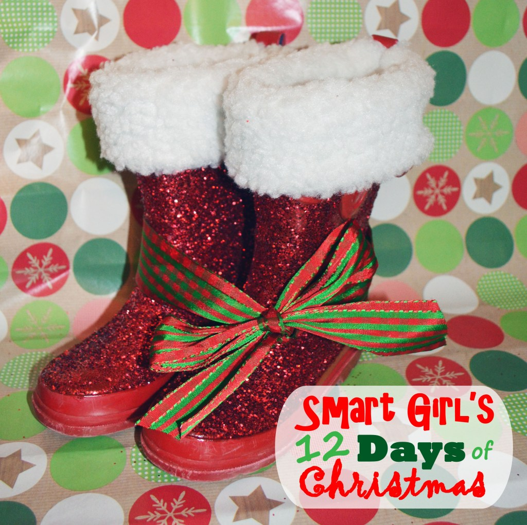 Christmas Boots For Girls.Upcycled Rain Boots To Santa Boots Easy Christmas Craft