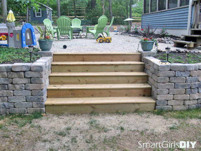 Building A Stone Wall : How to build a gate for your fence