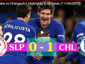ЅІаvіа Ргаhа v Chelsea all goals and Highlights 11/4/19