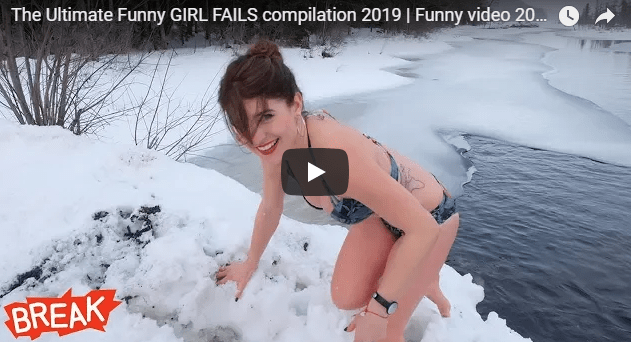 Funny Girls fails compilation 2019 funniest of all fail