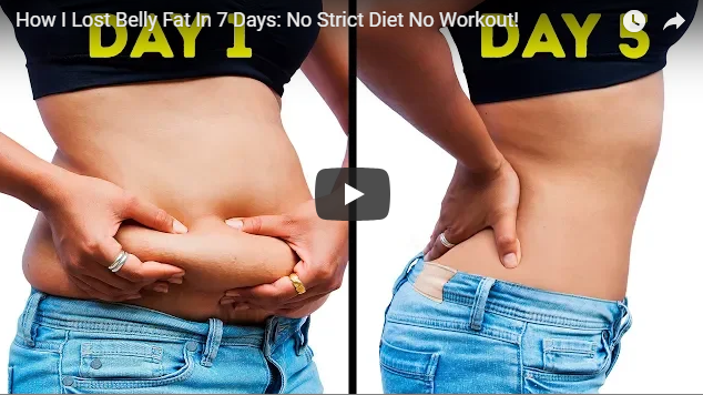 Weight loss: How to lose belly fat in 7 days naturally