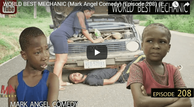 World best Funny mechanic videos 2019 Mark Angel comedy