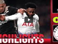 UCL Semi-final Tottenham Hotspur v Ajax 0-1 Highlights and goal