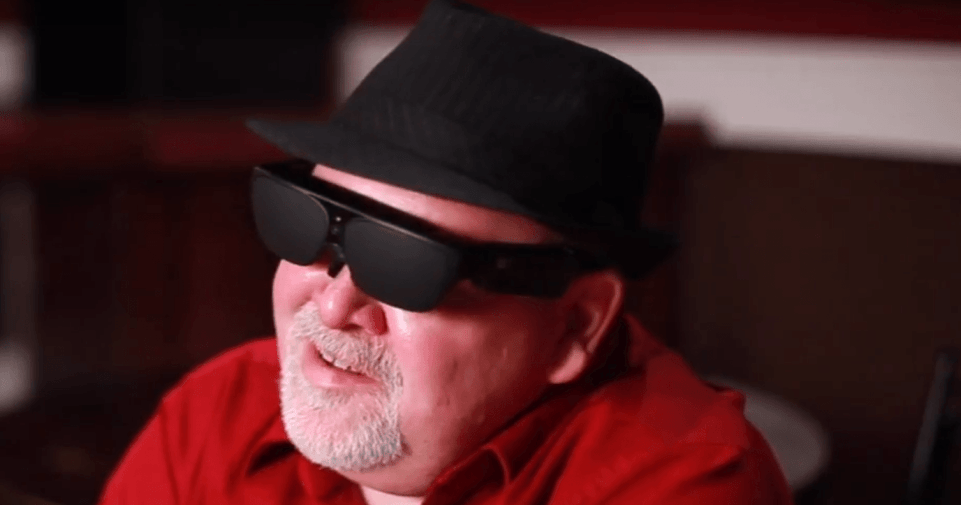 NuEyes Smart Glasses For Low Vision