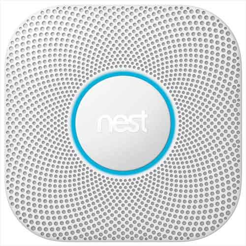 Google Nest Røgalarm med wifi