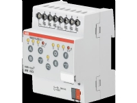 ABB Telestat styringsmodul 6 kanal KNX24V AC - 230V AC, DIN 90X72X64,5mm