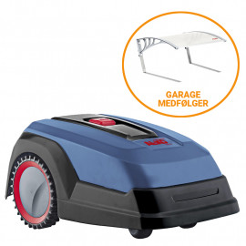 AL-KO Robolinho 1000 W Robotplæneklipper Inkl. Garage