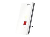 AVM FRITZ! Repeater 2400 - WiFi-rækkeviddeforlænger - Wi-Fi - Dobbeltbånd