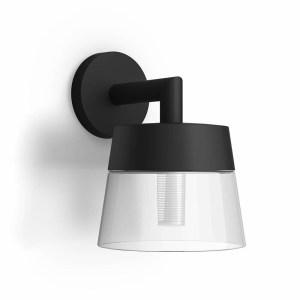 Attract Hue White & Color Ambiance Udendørs Væglampe - Philips Hue