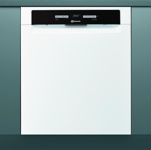 Bauknecht Buo3t132p Opvaskemaskine - Hvid