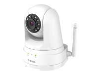 D-Link DCS 8525LH - Security Camera - *Cloud Recording* Indoor Color (Day/night) - 2 MP - 1920 x 1080 - 1080p - WiFi - LAN 10/100, Bluetooth 4.0 - M