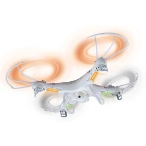 JD X6 Quadcopter Drone med kamera