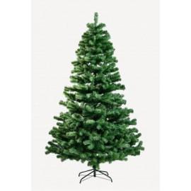 Kunstigt Juletræ i PVC - 210 cm