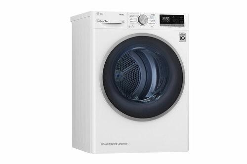 LG F0rv509n1wd Kondenstørretumbler - Hvid