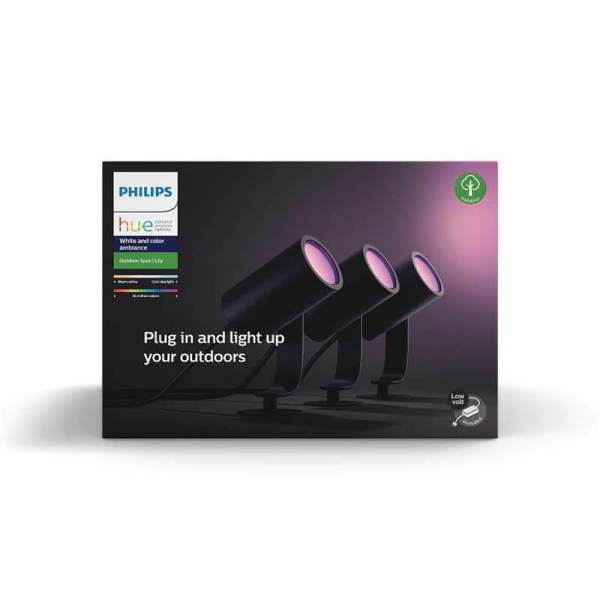 Philips Hue - Lily White & Color Ambiance Basekit