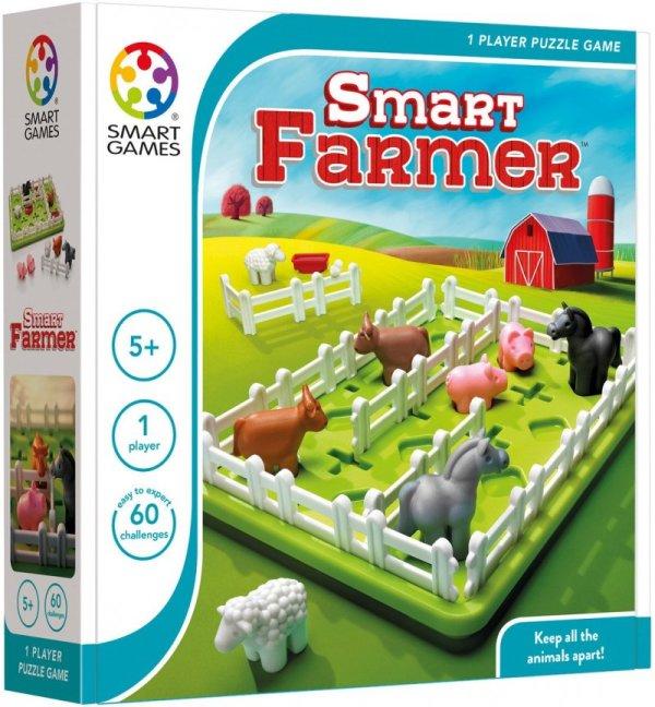 Smart Games - Smart Farmer Puslespil