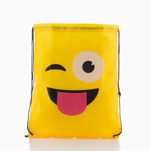 Smileys Rygsæk Med Træksnor - Wink