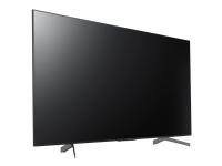 Sony FWD-65X85G - 65 Diagonal klasse (64.5 til at se) LED TV - digital skiltning - Smart TV - Android - 4K UHD (2160p) 3840 x 2160 - HDR - kantbely