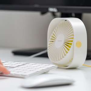 Vooni USB-Ventilator