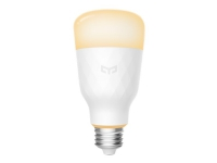 Yeelight 1S - LED-lyspære - E26 / E27 - 8.5 W - klasse A+ - varmt hvidt lys - 2700 K - hvid