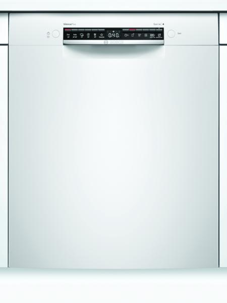 Bosch Smu4haw48s Opvaskemaskine - Hvid