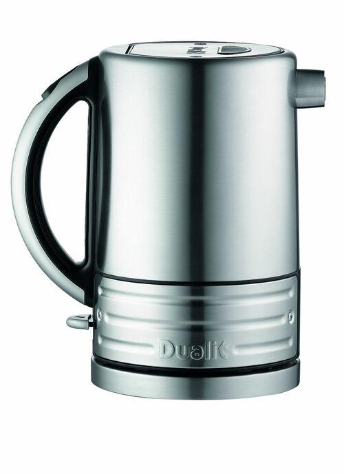 Dualit Architect 1,5 L. Elkedel - Sølv