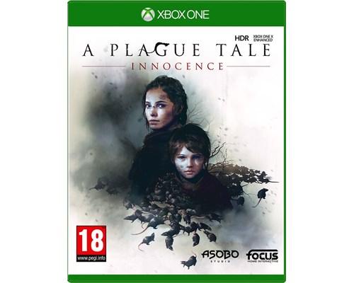 Focus Home Interactive A Plague Tale: Innocence Microsoft Xbox One