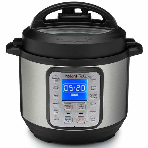 Instant Pot Plus 3-(9in1)-3,0l Multicookers - Stål