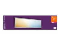 LEDVANCE SMART+ Panel - Væg/loftslampe - LED - 30 W - LED-klasse A+ - tunbar hvid - 2000-6500 K - hvid