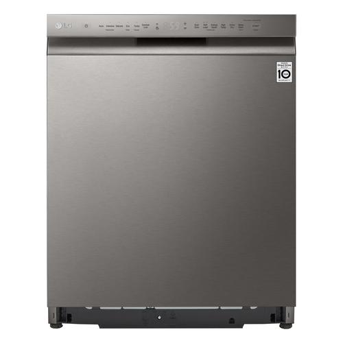 LG Du325fp Opvaskemaskine - Sølv
