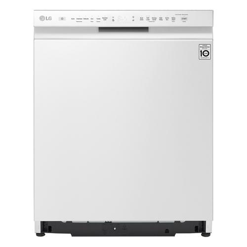 LG Du325fw Opvaskemaskine - Hvid