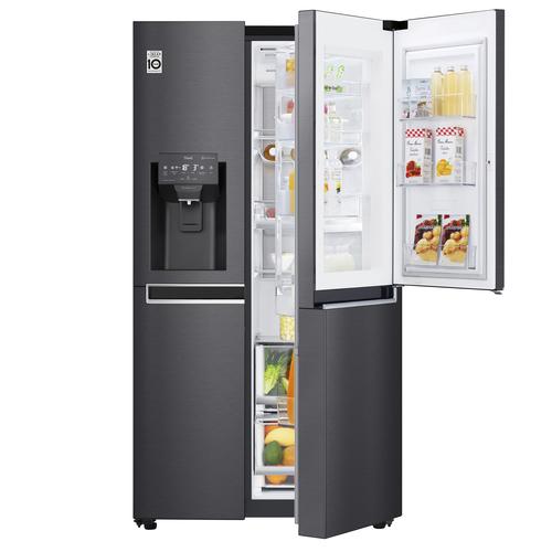 LG Gsj960mccz Amerikanerkøleskab - Sort