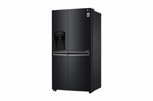 LG Gsl761mcxv Amerikanerkøleskab - Sort