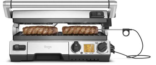 Sage Smart Grill Pro Bordgrill - Stål