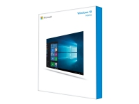 Windows 10 Home - Licens - 1 licens - OEM - DVD - 64-bit - Finsk