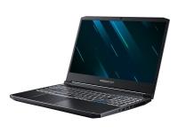 Acer Predator Helios 300 PH315-53-772T - Core i7 10750H / 2.6 GHz - Win 10 Home 64-bit - 16 GB RAM - 512 GB SSD SED - 15.6 IPS 1920 x 1080 (Full HD)