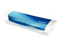 Leitz iLAM Home Office A4 - Laminator - lamineringsmaskine til kold- eller varmlaminering - pung - 23 cm