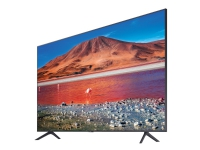 Samsung GU55TU7199U - 55 Diagonal klasse 7 Series LED-backlit LCD TV - Smart TV - Tizen OS - 4K UHD (2160p) 3840 x 2160 - HDR - sølvkarbon