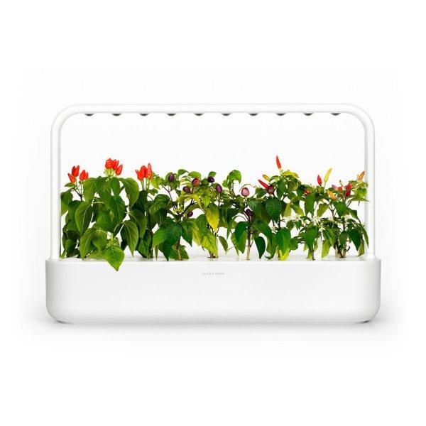 Click and Grow Smart Garden 9 Starter kit - Hvid