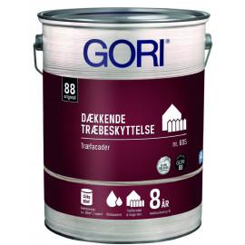 Dyrup Gori 605 Træbeskyttelse Dækkende Kridt 10 liter