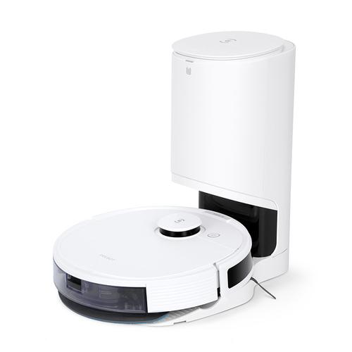 Ecovacs Deebot N8 Pro+ Robotstøvsuger - Hvid